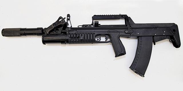 ads rifle russian