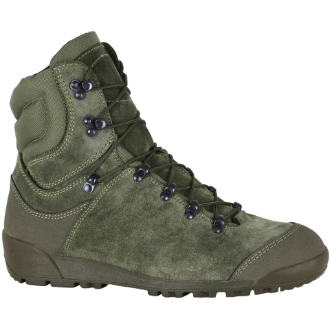 light olive green boots