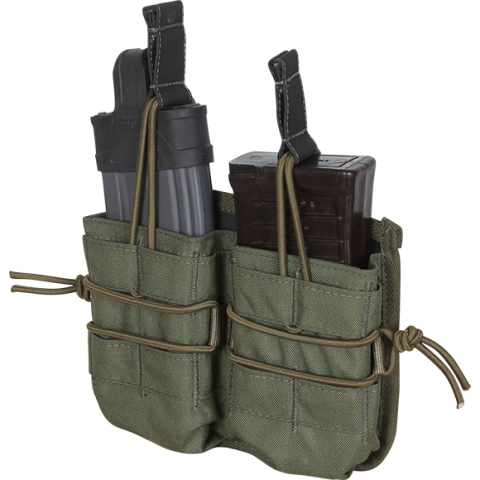 Open Top M4 Mag Pouch