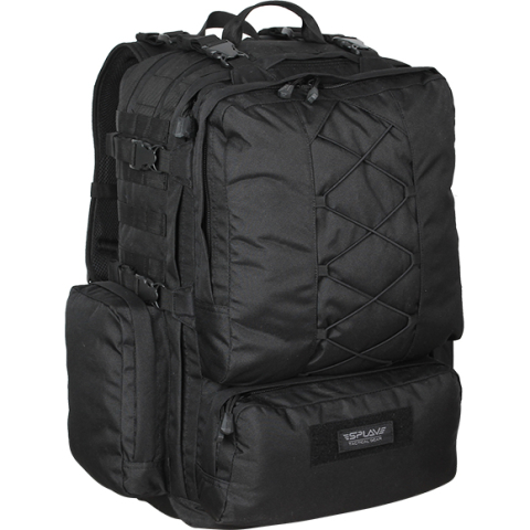 Molle Backpack Black