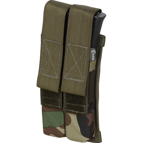 PP-19 Mag Pouch Woodland