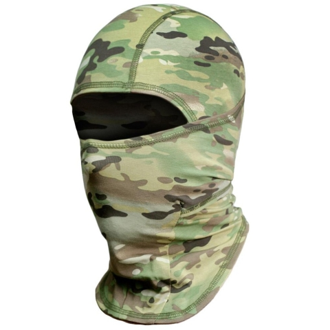 Camo Face Mask Multicam