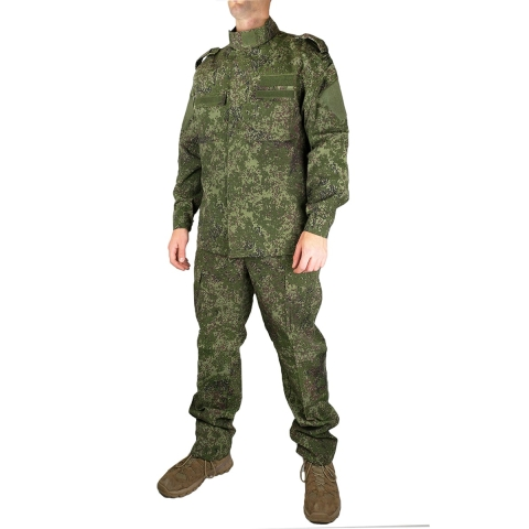 Russian EMR Uniform