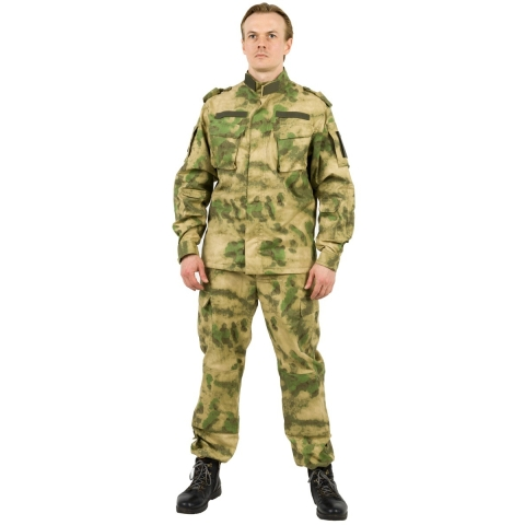Russian Army National Guard Uniform