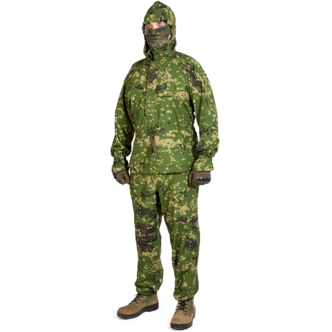 Flecktarn D Suit