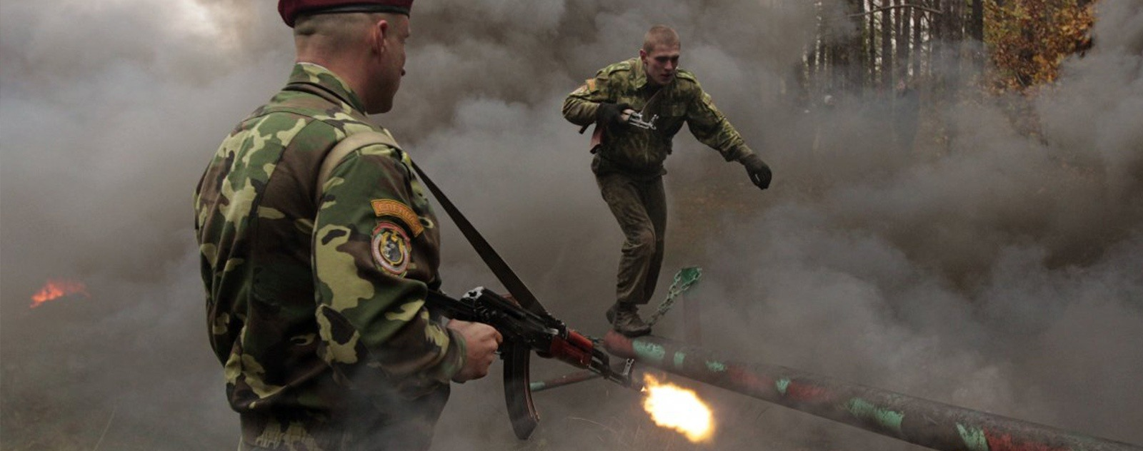 What is russian special forces training like