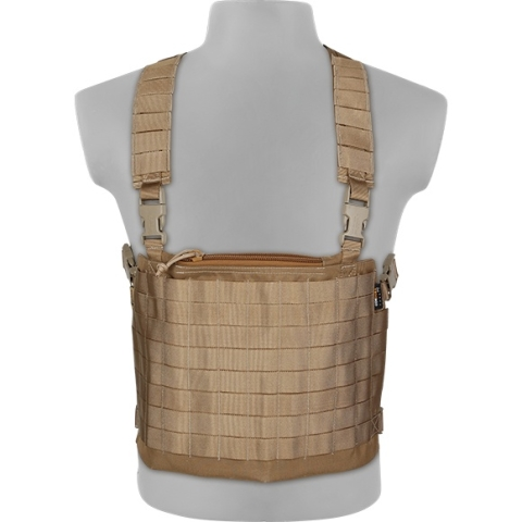 Compact Molle Chest Rig