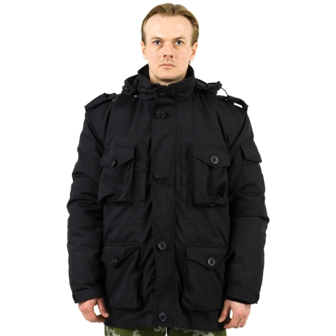 SAS Black Smock Jacket