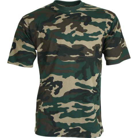 Russian Forest Camo Tshirt
