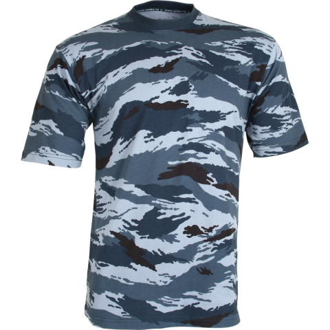 Blue Kamysh Shirt