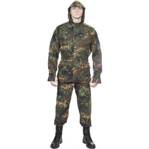 Russian Flecktarn Uniform