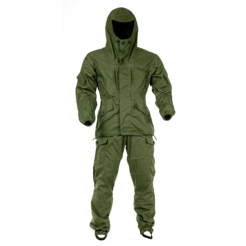 Fleece Gorka Suit Rip Stop 5 Olive Drab Green