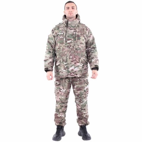 Insulated Gorka Suit (Active Serie) 5 - Multicam
