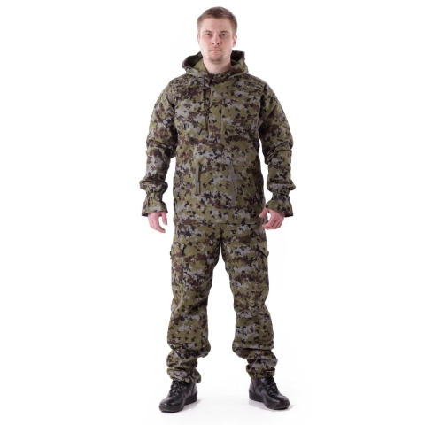 Russian Army Camouflage Uniform