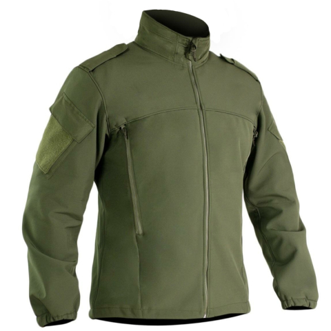 Softshell Bars OD Green