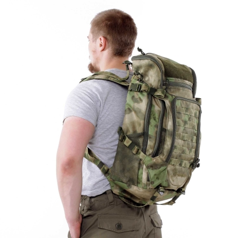 Military Tactical Backpack 40L