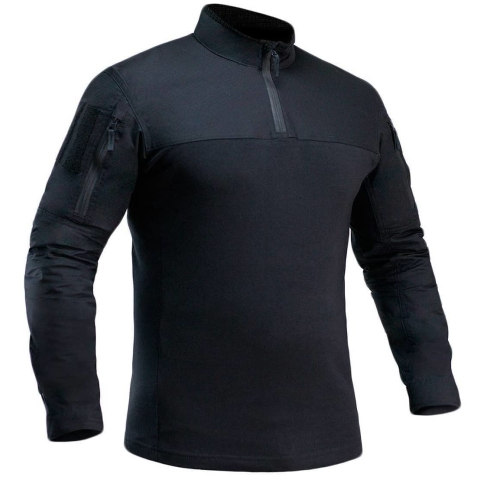 black army combat shirt