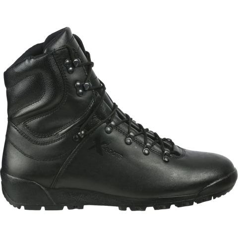 Military Boots Mongoose Black