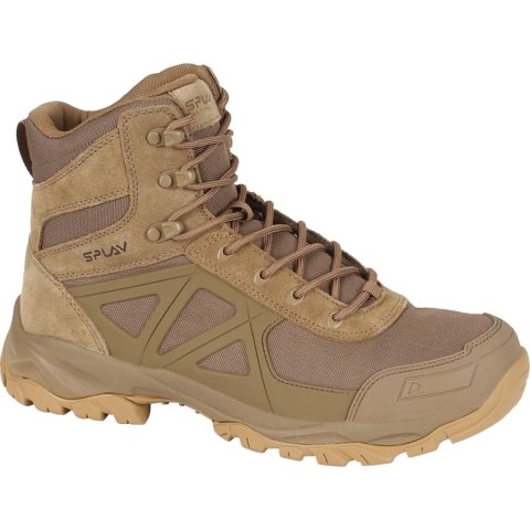 Desert Tan Hiking Boots