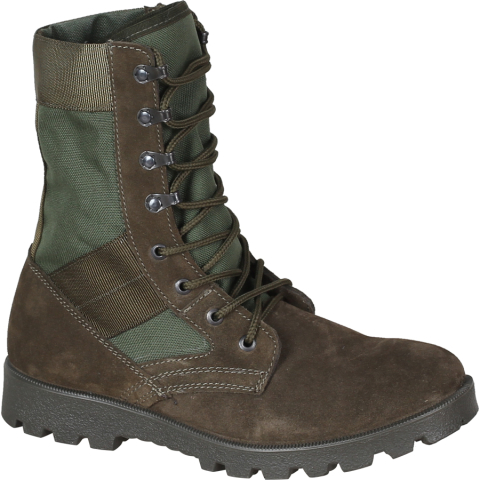 OD Green Combat Boots