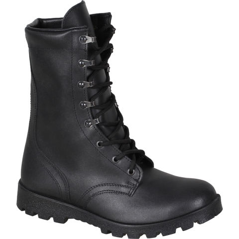 Original Leather Military Boots