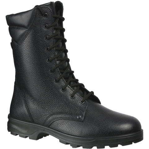 Military Boots with Fur