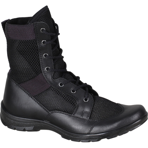 Lightweight Military Boots Black