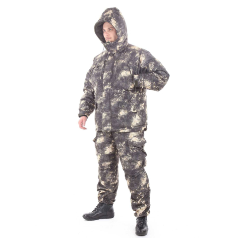 Winter Gorka Suit 5 MG Blur