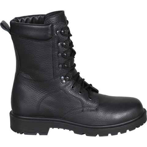 Military Fur Boots