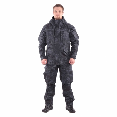 Tactical Black Camouflage for Sale
