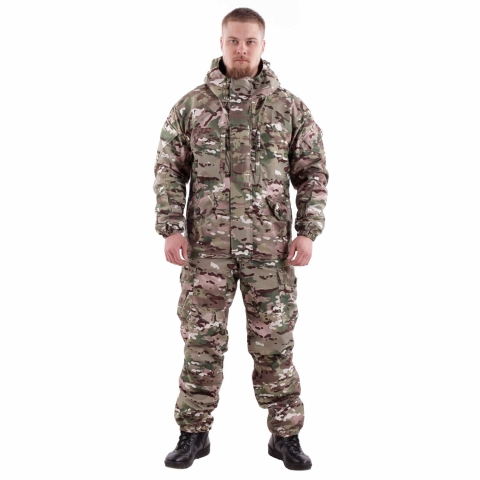 Fleece Gorka Suit Active Serie 5 Multicam
