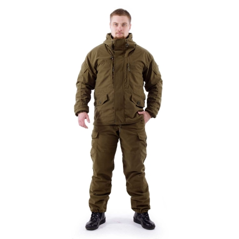Fleece Gorka Suit (Active Serie) 5 Olive