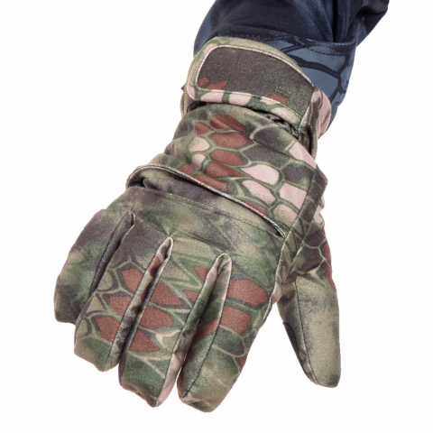 Waterproof Insulated Tactical Gloves