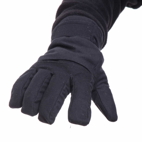 Insulated Black Gloves