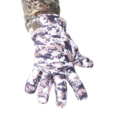 Insulated Digital Gloves