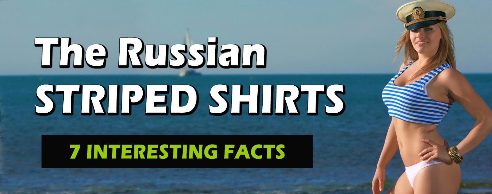 Russian Striped Shirts