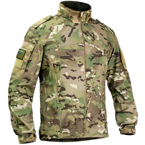 Multicam Softshell Jacket