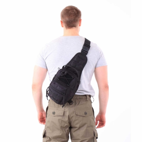 shoulder sling backpack tactical
