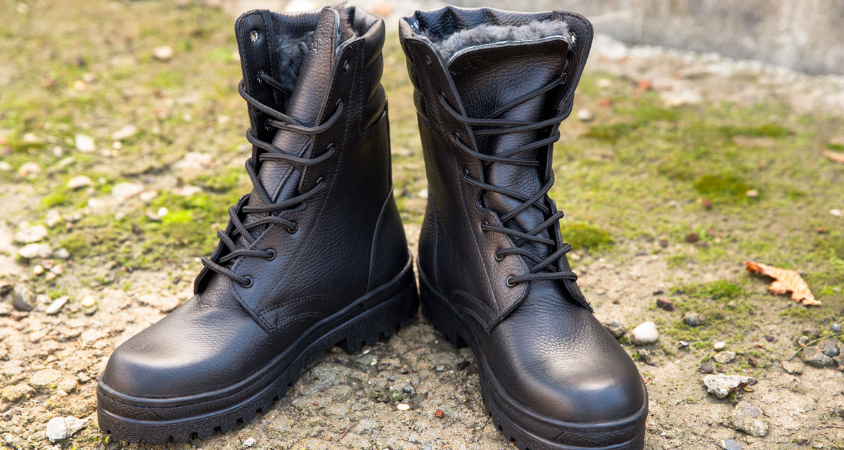 Russian Military Boots