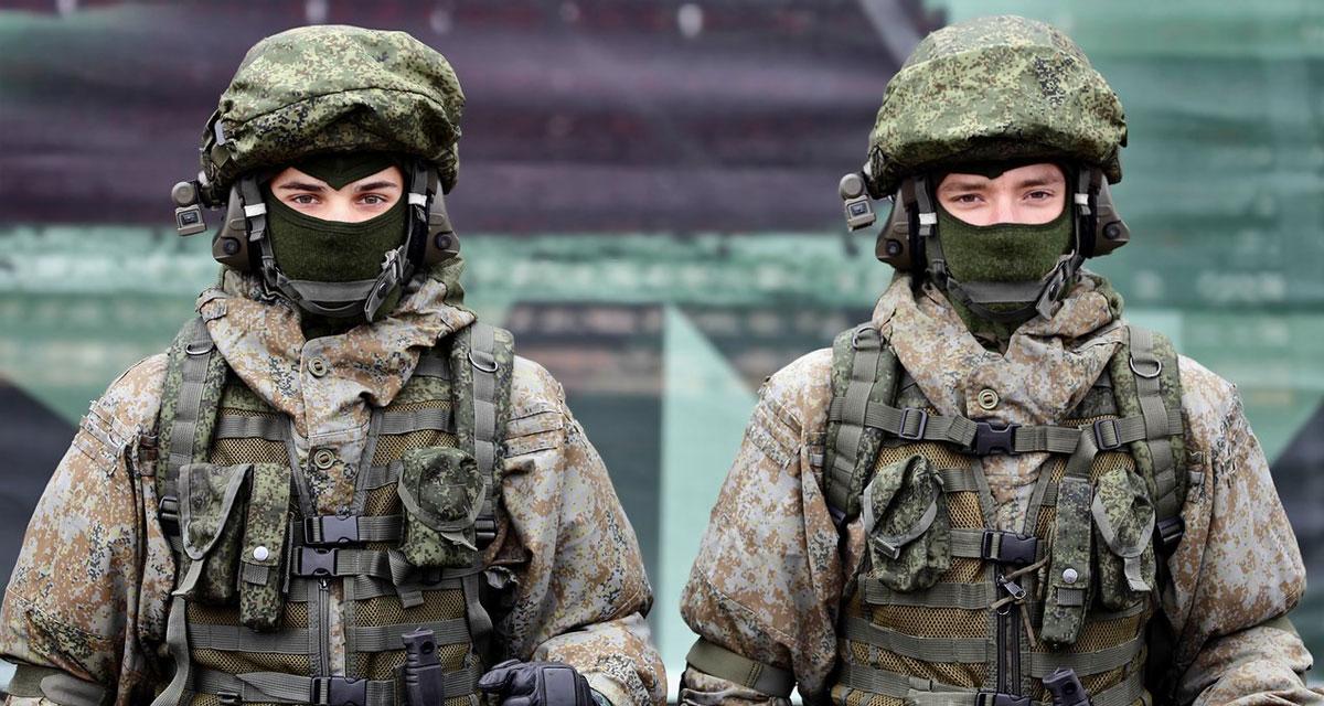 Russian military ygear