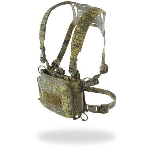 Chest Rig with Admin Pouch