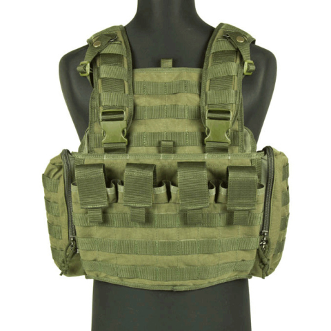 Chest Rig With Plate Carrier