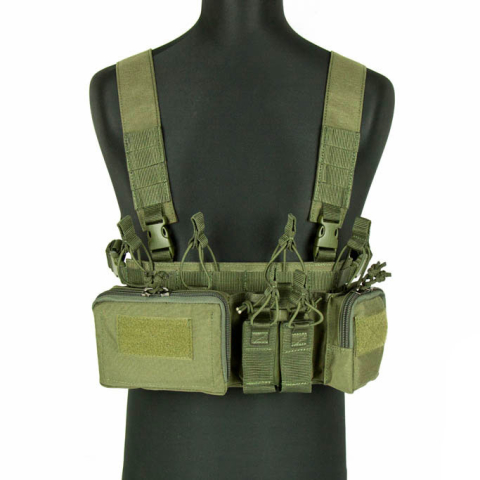 D3CR Heavy Chest Rig
