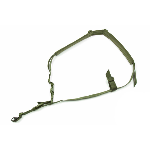 3 point rifle sling padded
