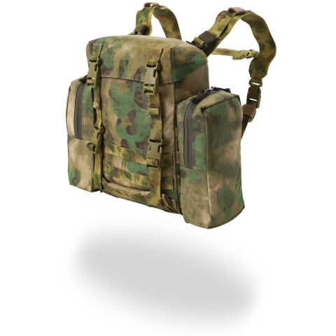 Backpack for Chest Rig